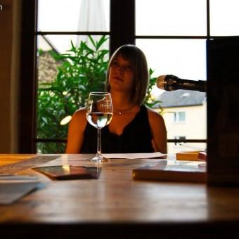 Weinlese im Weingut Lunnebach